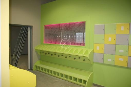 Mur de bulles Maison Petite Enfance Marmande 4