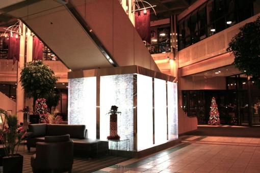 Mur de bulles XL galerie commerciale Montréal 2
