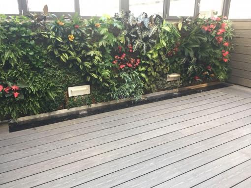 Ruisseau dans un salle de réunion à Paris 2